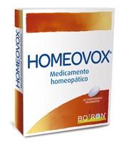 Boiron Homeovox 40 comprimidos