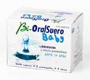 BI-ORALSUERO BABY 4+4 SOBRES
