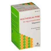 MAGNESIUM PYRE 64 mg COMPRIMIDOS , 50 comprimidos