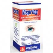 VISPRING 500 microgramos/ml COLIRIO EN SOLUCION, 1 frasco de 10 ml